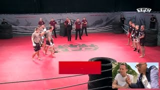 Team Fighting Championship (TFC) Event 1 Fight 5: Czech Republic vs Ukraine (Commentary)