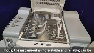 Gas Chromatography Hzgc-1212 Transformer Oil Dga Dissolved Gas Content Analyzer