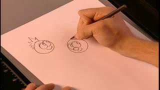 VeggieTales: How to Draw Closet Monsters