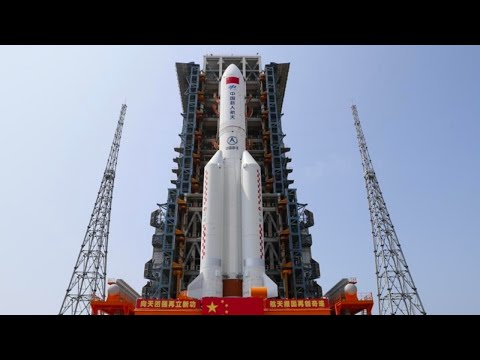 Live: Special coverage on China's first space station mission