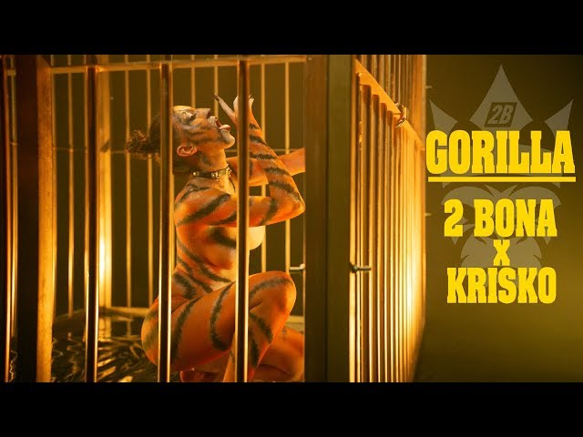 2BONA x KRISKO - GORILLA [Official Video]