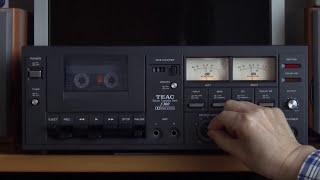 Vintage Audio / Cassette Deck TEAC f-300