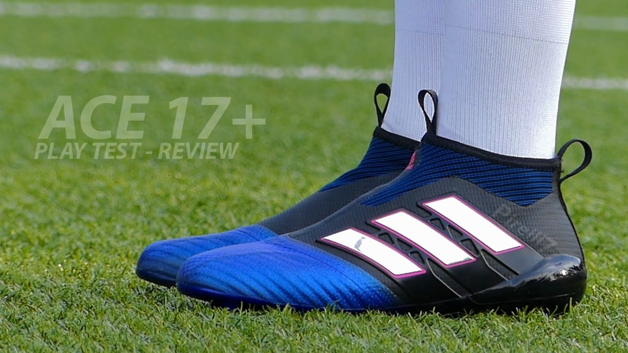 competitive price ca185 c405b PLAY TEST - Review: Adidas ACE 17+ PURECONTROL - ITA | Paul Pogba boots  2017 | 1080p - by Pirelli7