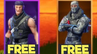 How To Unlock TWITCH PRIME SKINS FREE In Fortnite Battle Royale!