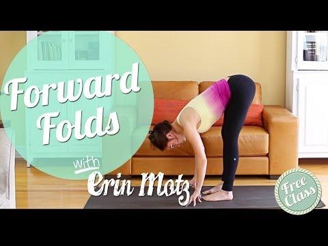 How to do Yoga Forward Folds (Beginner)