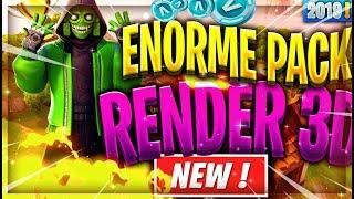 Huge Pack Render 3d Fortnite!! 230 Renders (Android/Ios/PC)