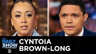 "Cyntoia Brown-Long - ""Free Cyntoia"" and Living Her Dream After Prison 