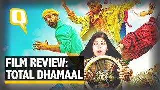 Film Review | Total Dhammal | Ajay Devgan | Anil Kapoor | Madhuri Dixit