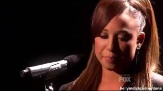 Melanie amaro - the x factor u.s ...