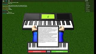 Undertale - Megalovania Roblox Virtual Piano