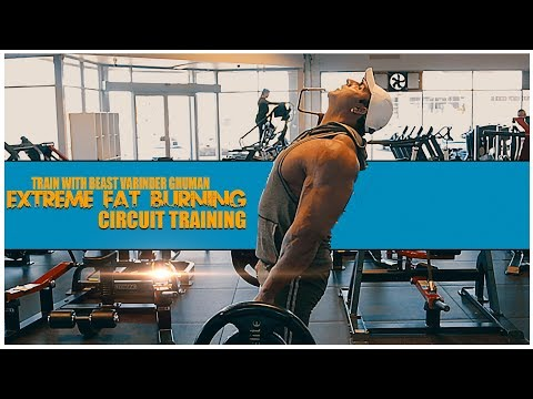 Extreme fat burning circuit