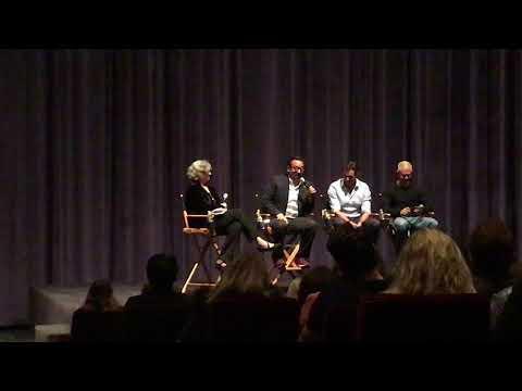 SAG Q&A  Logan with Hugh Jackman   James Mangold   Scott Frank   Alberto Ocampo