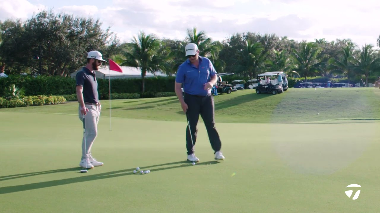 Harry Higgs' No-Nonsense Approach to Putting | TaylorMade Golf