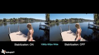 Hero5 Black: Stabilization Comparison - GoPro Tip #544