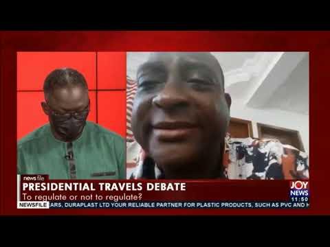 Presidential travels: Ablakwa has put up a stellar performance in damning Akufo-Addo - Buaben Asamoa