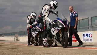 The HP4 RACE Test it with Racing School Europe
