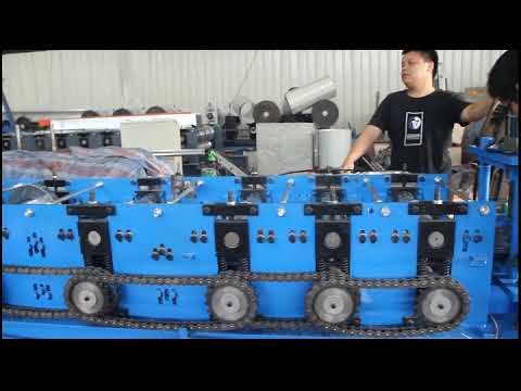 Good Quality Steel Floor Deck Roll Forming Machine ...