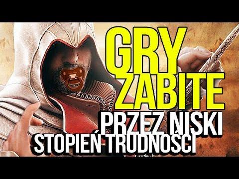 ZA ŁATWE! Gry ZABITE przez niski stopień trudności [tvgry.pl]