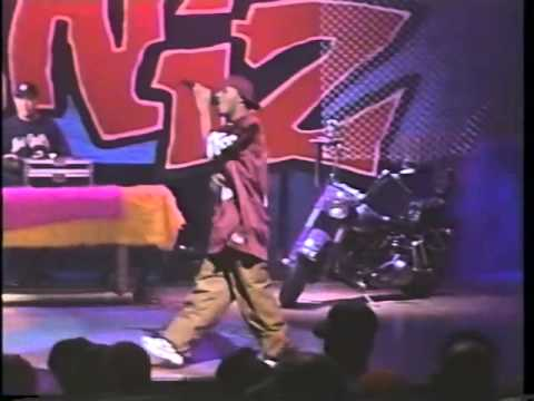 """Luniz ft. Michael Marshal """"I Got 5 On It"""" [Showtime At The Apollo 1995]"""