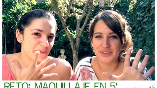Reto | Maquillaje en 5' Thumbnail