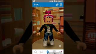 How to have your custom t-shirt on Roblox 👍 (by mobile)