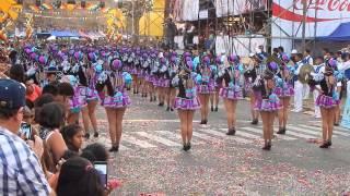 Carnaval Con La Fuerza Del Sol Arica 2015 San Martín