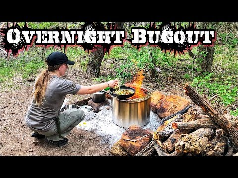 Best Sub $35 BUG OUT KITS Land Nav - Shelter - Fishing - Hunting