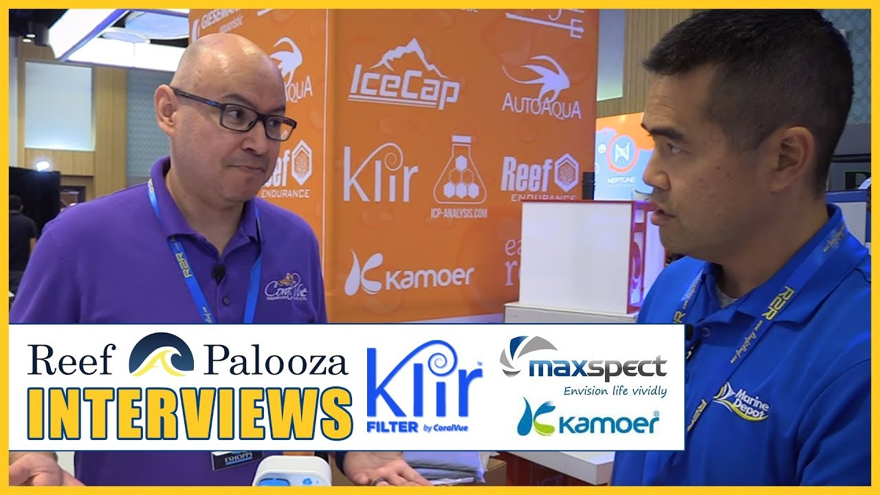 Kamoer X1 Bluetooth Dosers, Klir Filters, & Maxspect Coral Glue Gun - Carlos Chacon, CoralVue Thumbnail