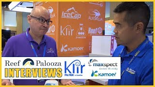 Kamoer X1 Bluetooth Dosers, Klir Filters, & Maxspect Coral Glue Gun - Carlos Chacon, CoralVue