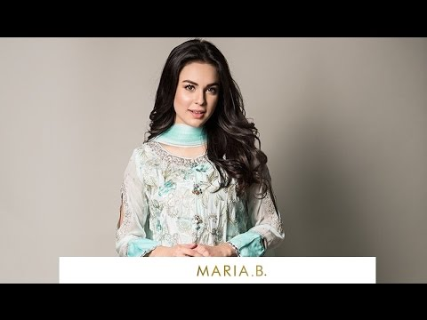 Mariab Latest Evening Party Wear 2017 New Collection Youtube