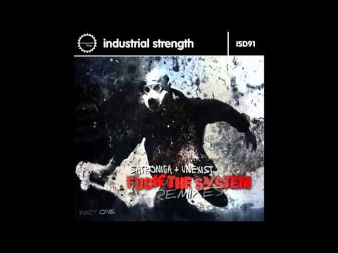 Unexist & Satronica - F**k The System (Angerfist Remix) ISR D91