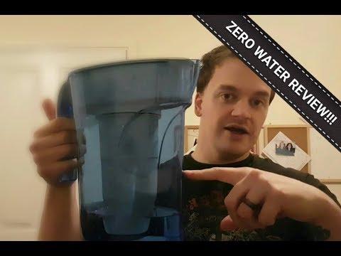 Zero water!! The best water filter!?.