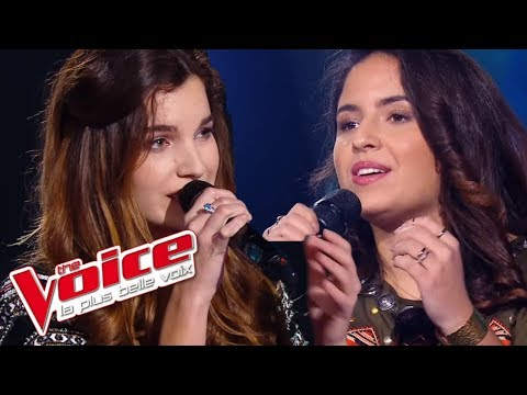 The Avener – Castle in the Snow | Gabriella Laberge VS Ilowna Basselier | The Voice 2016 | Battle
