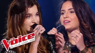 The Voice 2016 | Gabriella VS Ilowna - Castle in the Snow (The Avener & Kadebostany) | Battle