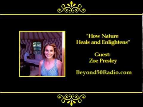 How Nature Heals and Enlightens