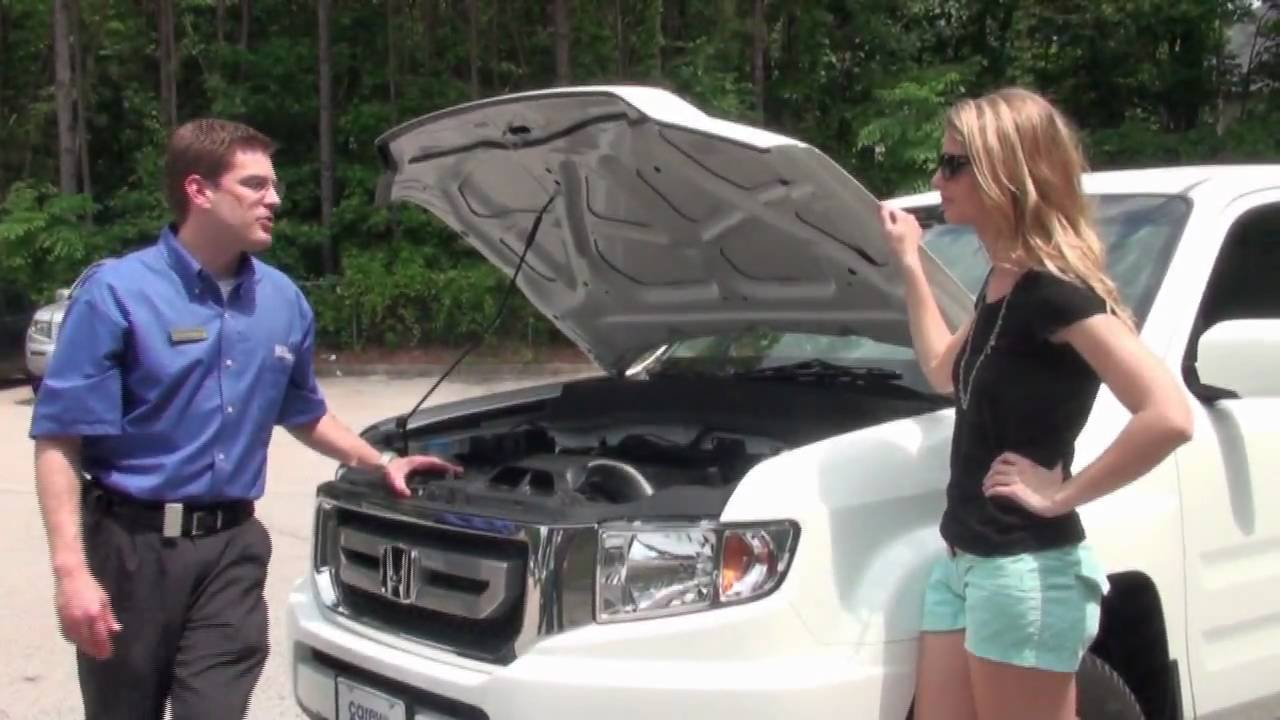 Good Jessica U0026 Brandon Review The 2010 Honda Ridgeline