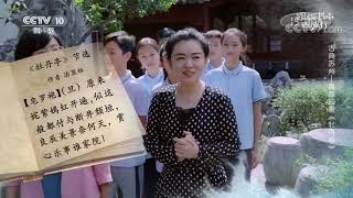 [跟着书本去旅行]汤显祖《牡丹亭》  课本中国