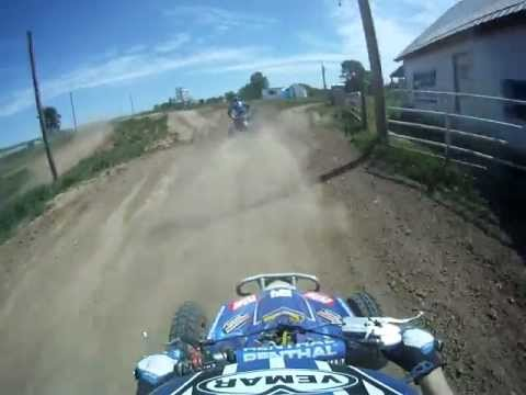 2012-06-03 - Hurricane Hills Quad Motocross - YFZ450s Part 4 of 6