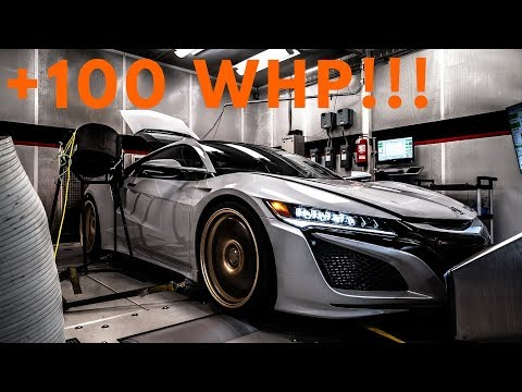 The NSX Is Tuned AT LAST!
