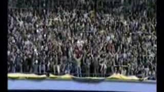 1981 - 82 Fenerbahce - Goztepe / Ali Sami Yen