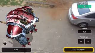 warhammer 40,000: Freeblade. Review Game with AR