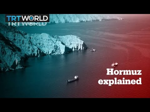 Can tensions in the Strait of Hormuz escalate into war?