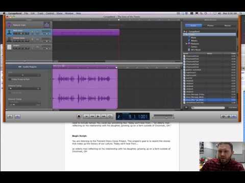 How Do I Import Audio Into Garageband Ipad
