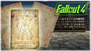 Все журналы Тотальный взлом Fallout 4