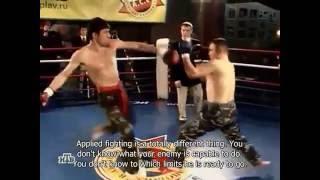 SPETSNAZ Training Documentary - Voennoe Delo