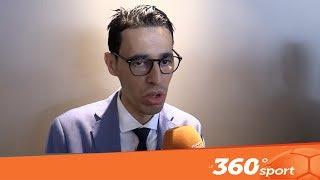 Le360.ma •حيجوب: جمهور الرجاء ضامن أساسي لنجاح المباريات