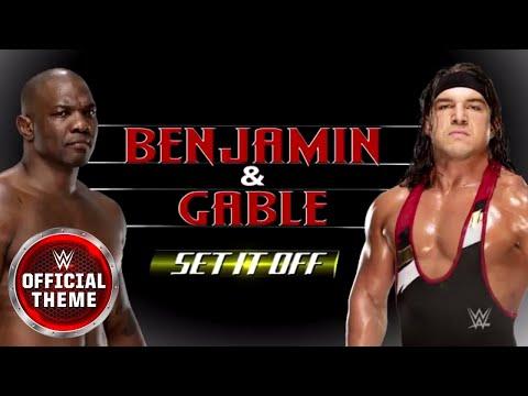 Benjamin & Gable - Set It Off (Official Theme)