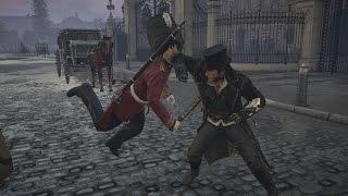 Assassin's Creed Синдикат - Красивые Убийства