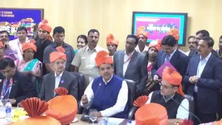 Khalapur Smart City_CM Speech_Make in India Week Mumbai_ 17th Feb 2016