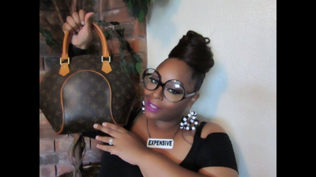 The Real Vintage Louis Vuitton Ellipse Bag